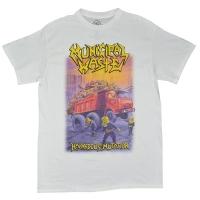 MUNICIPAL WASTE Hazardous Mutation Tシャツ