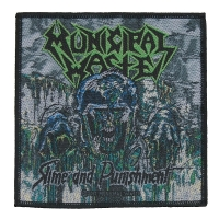 MUNICIPAL WASTE Slime And Punishment Patch ワッペン