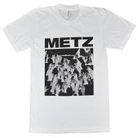 METZ Strange Peace Hands Tシャツ WHITE