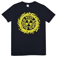 NED'S ATOMIC DUSTBIN White Logo Tシャツ