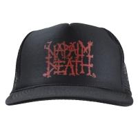 NAPALM DEATH Logo メッシュキャップ