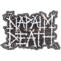 NAPALM DEATH Logo ステッカー