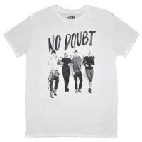 NO DOUBT Rooftop ND Tシャツ