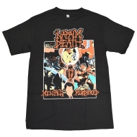 NAPALM DEATH Mentally Murdered Tシャツ
