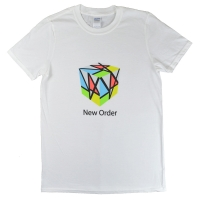 NEW ORDER Rubix Tシャツ