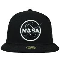 NASA Insignia Logo スナップバックキャップ