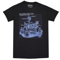 NASA Perseverance Blueprint Tシャツ