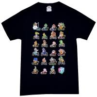 Nintendo Mariokart Cast Tシャツ