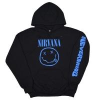 NIRVANA Nevermind Smile プルオーバー パーカー