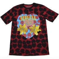 NIRVANA Heart Shaped Box Tシャツ