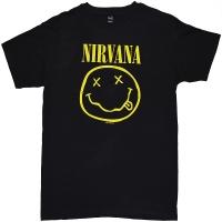 B品 NIRVANA Smile Tシャツ