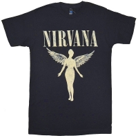 NIRVANA In Utero Tour Tシャツ