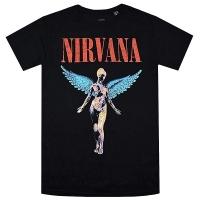 NIRVANA Angelic Tシャツ