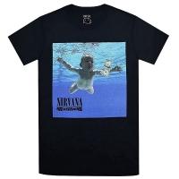 NIRVANA Nevermind Album Tシャツ