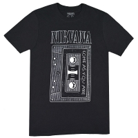 NIRVANA As You Are Tape Tシャツ