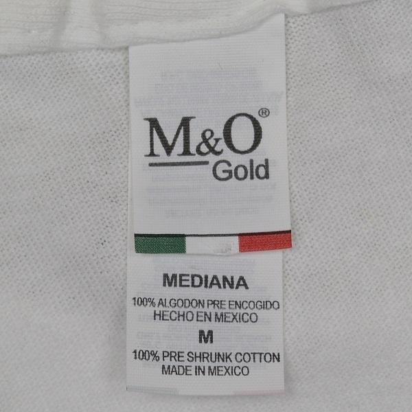 M&O Gold whi