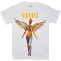 NIRVANA In Utero Tシャツ