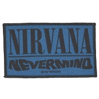 NIRVANA Nevermind Patch ワッペン
