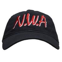 N.W.A Logo DAD ベースボールキャップ
