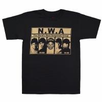 N.W.A Most Dangerous Tシャツ
