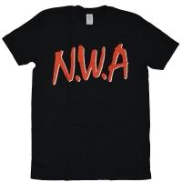 N.W.A Logo Tシャツ