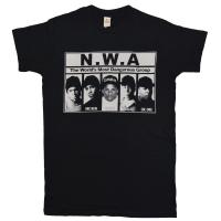 N.W.A Most Dangerous Tシャツ 2
