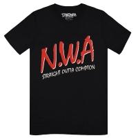 N.W.A Classic Logo Tシャツ