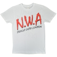 N.W.A Logo Dope Tシャツ