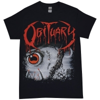 OBITUARY Cause Of Death Tシャツ