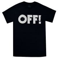 OFF! Logo Tシャツ BLACK