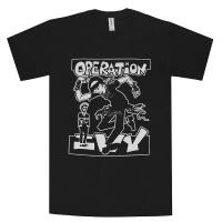 OPERATION IVY Skankin Tシャツ