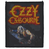 OZZY OSBOURNE Bark At The Moon Patch ワッペン