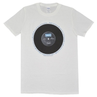 OASIS Live Forever Single Tシャツ WHITE