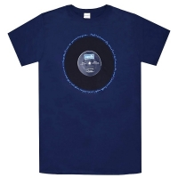 OASIS Live Forever Single Tシャツ NAVY