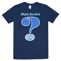 OASIS Question Mark Tシャツ