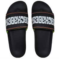 PSOCKADELIC Slipper Slide Black サンダル
