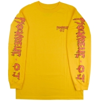 PSOCKADELIC OJ Wheels Killer Pizza ロングスリーブ Tシャツ