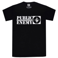 PUBLIC ENEMY Crosshair Logo Tシャツ