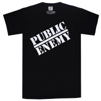 PUBLIC ENEMY Logo Tシャツ