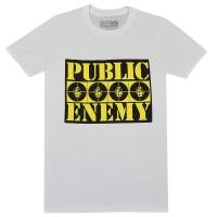 PUBLIC ENEMY Four Logos Tシャツ