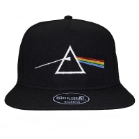 PINK FLOYD Dark Side Of The Moon スナップバックキャップ