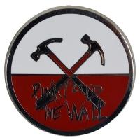 PINK FLOYD Hammers Logo ピンバッジ