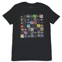 PINK FLOYD Dark Side Of The Moon 40th Variations Tシャツ