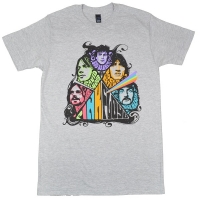PINK FLOYD Prism Illustration Tシャツ