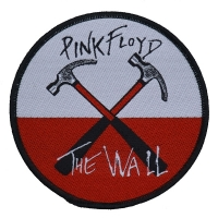 PINK FLOYD Hammers Patch ワッペン