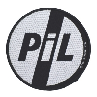 PiL Public Image Ltd Logo Patch ワッペン