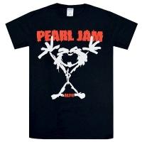 PEARL JAM Stickman Tシャツ
