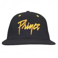 PRINCE Logo スナップバックキャップ