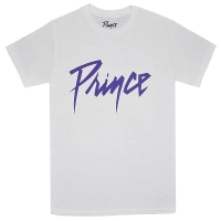 PRINCE Purple Logo Tシャツ