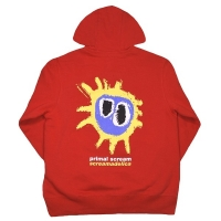 PRIMAL SCREAM Screamadelica ジップパーカー